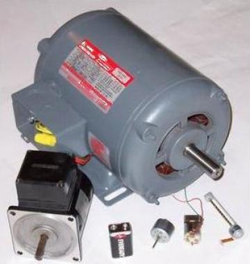 Rebobinari motoare electrice
