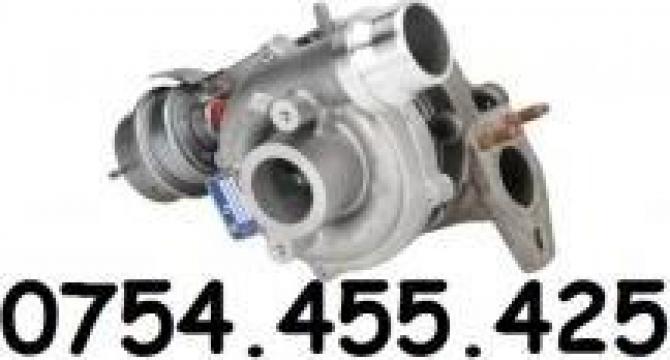 Reconditionare turbosuflanta Nissan