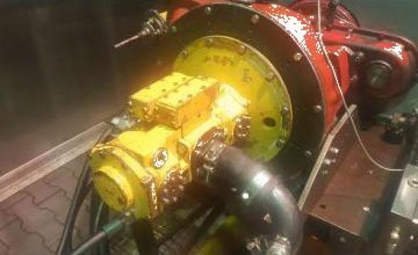 Reparatie pompa hidraulica Liebherr LPVD45