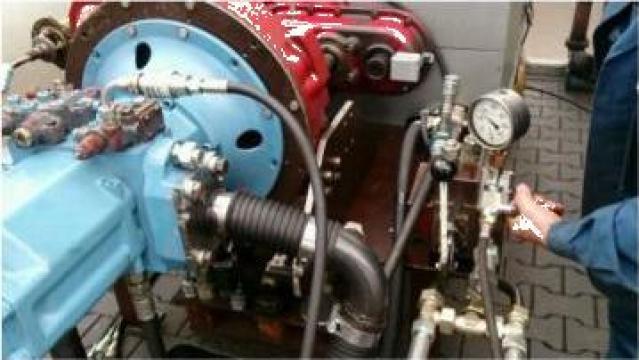 Reparatie pompa hidraulica Linde HPR130-160
