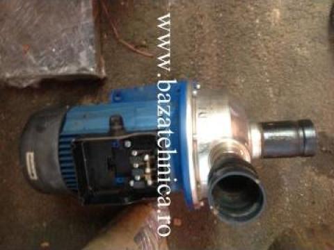 Reparatie pompa prin inlocuire presetupa 155 pentru ax de 14