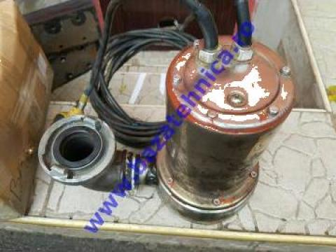 Reparatie pompa submersibila pentru ape reziduale