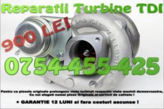 Reparatie si comercializare Turbosuflante Bucuresti