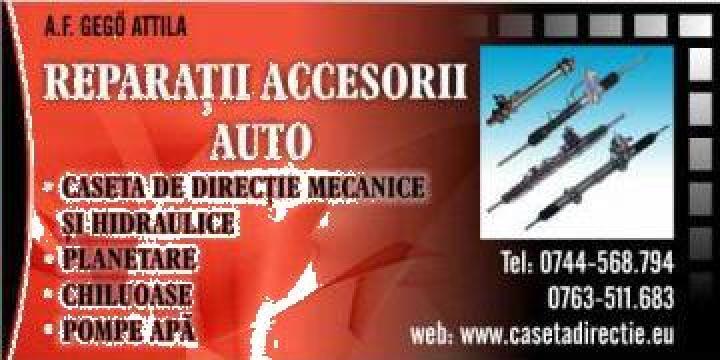 Reparatii Casete directie Toyota Avensis
