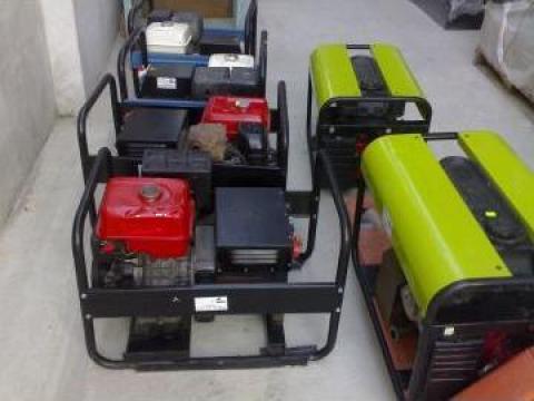 Reparatii aparate de sudura, compresor de aer, mai compactor