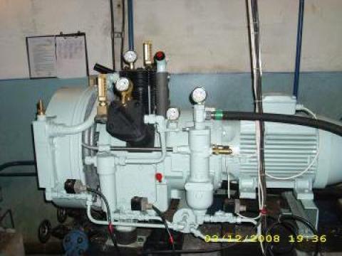 Reparatii compresoare cu piston