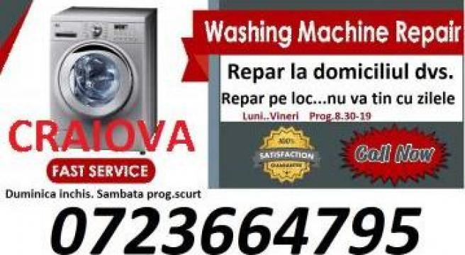Reparatii masini de spalat, aragazuri