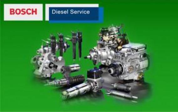Reparatii pompe de injectie diesel si injectoare