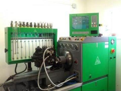 Reparatii pompe monosectiuni utilaje gama Bosch