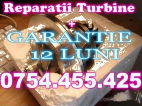 Reparatii turbosuflanta Mercedes C220 CDI E270 ClS320