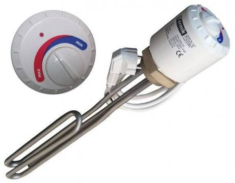 Rezistenta electrica cu termostat 3kW, 230V