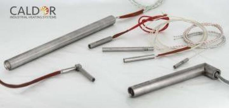 Rezistenta electrica de incalzire cartus inox