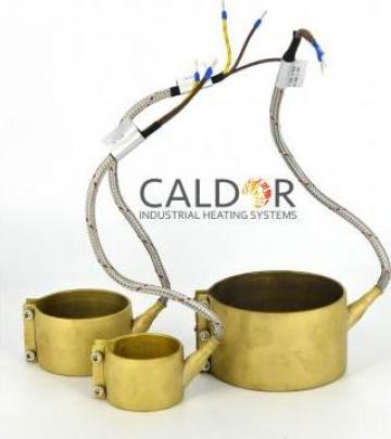 Rezistenta electrica duza Nozzle Heaters 80 x 30 x 375 w