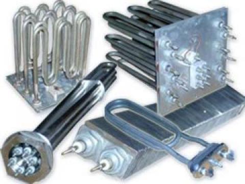 Rezistente de incalzire utilizate in procesele industriale
