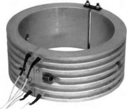 Rezistente electrice de incalzire turnate in aluminiu