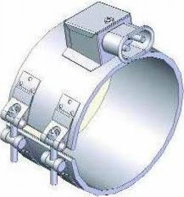 Rezistente electrice industriale cu mica incalzire cilindrii
