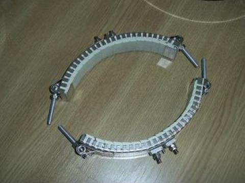 Rezistente electrice industriale demicolier ceramic