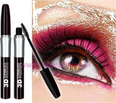 Rimel Mascara Vipera 3D Super black