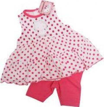 Rochie cu colanti pentru fetite