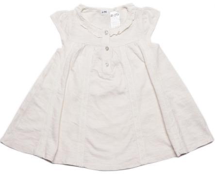 Rochita tunica bumbac pentru fetite