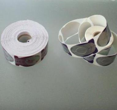 Sabloane unghii de unica folosinta - rola de 500 bucati