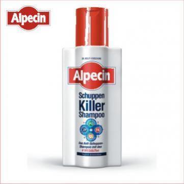 Sampon Antimatreata Alpecin - Schuppen Killer x 250ml