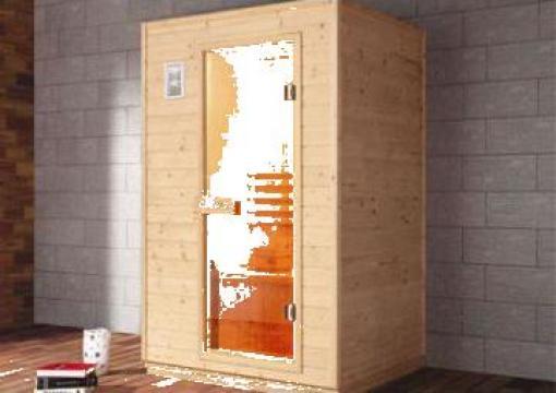 Sauna finlandeza Askainen 2000x1200x1900 mm