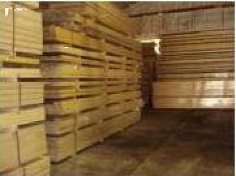 Scandura gard lemn brad 2ml