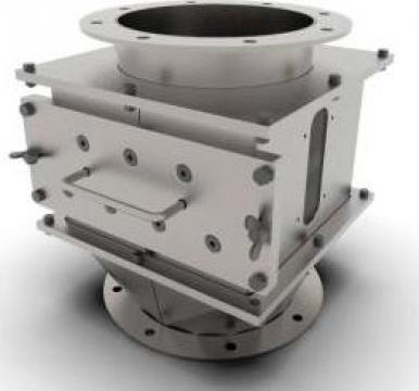 Separatoare magnetice cu curatare manuala