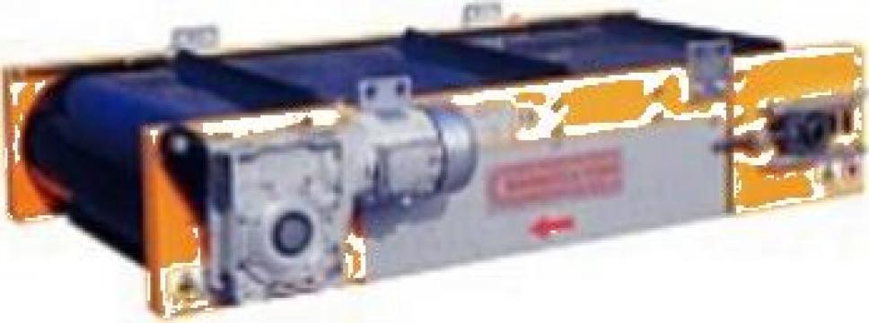 Separator magnetic cu banda