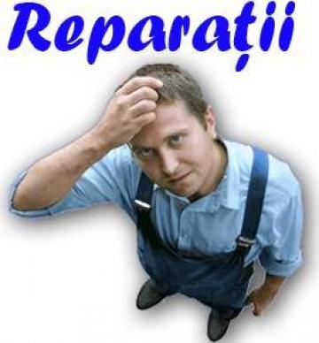 Servicii administrare, intretinere, reparatii