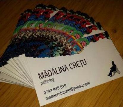 Servicii psihologie Madalina Cretu