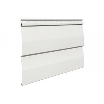 Siding Vox S-03 alb 385 dimensiune 385x25 cm culoare alb
