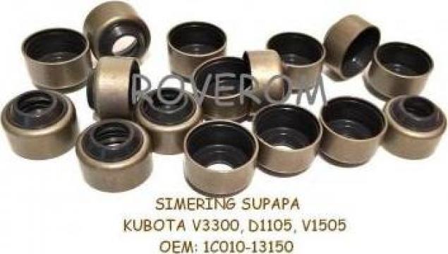 Simering supape Kubota D1105, V1505, V3300, V3600, V3800