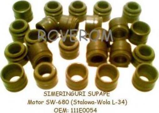 Simeringuri supape motor SW-680, Stalowa-WolaL-34