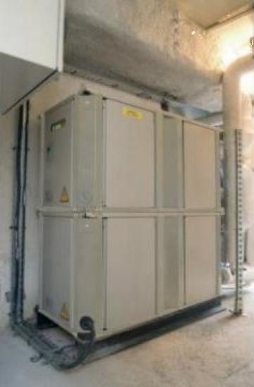 Sistem chiller cu racire pe apa Daikin EWWP145KAW1M