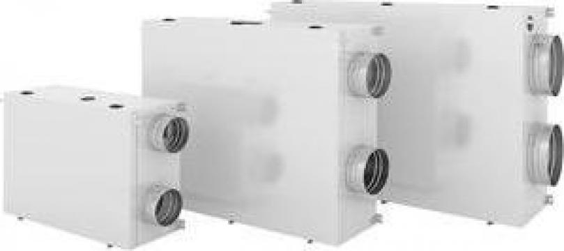 Sistem de ventilatie Duplex 170, 370, 570 EC5