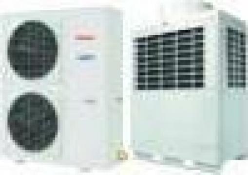 Sisteme de aer conditionat centralizate