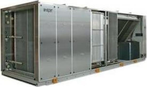 Sisteme de climatizare hidronice Chiller