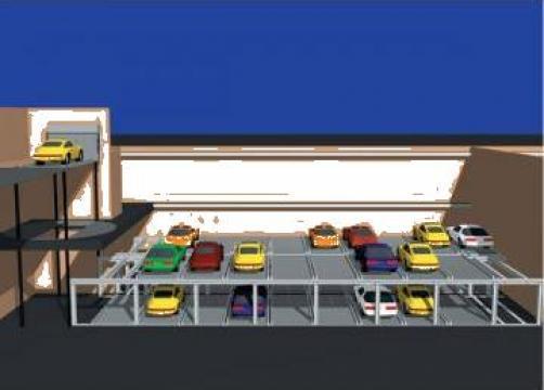 Sisteme de parcare Levelparker