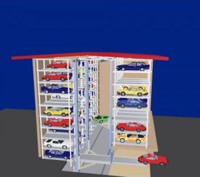 Sisteme de parcare automate