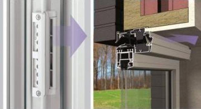 Sisteme de ventilatie pentru ferestre