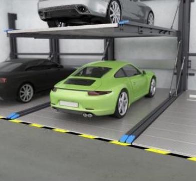 Sisteme parcare etajata inteligente