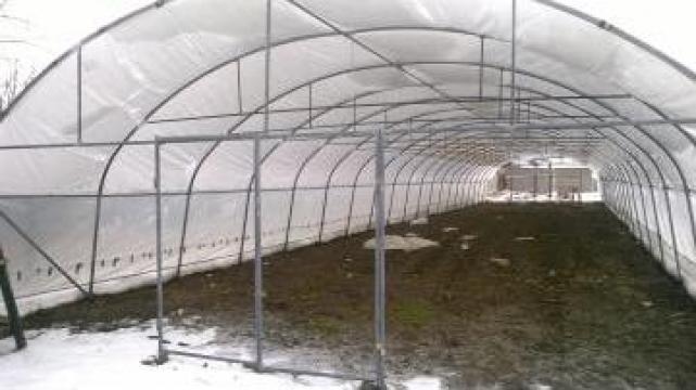 Solar tunel de legume profesional