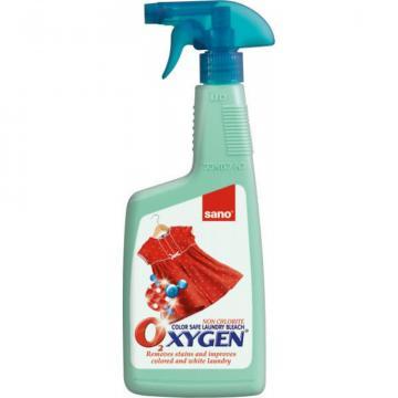 Solutie pete Sano Oxygen Trigger, stain remover, 750 ml