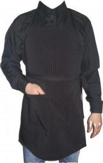 Sort negru cu dungi albe ospatar