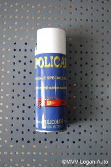 Spray alb negru reparatii auto