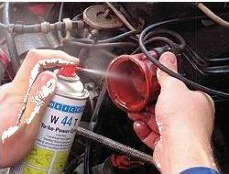 Spray lubrifiant W-44T