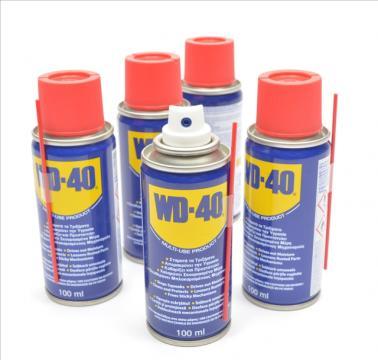 Spray lubrifiant multifunctional WD40 100ML