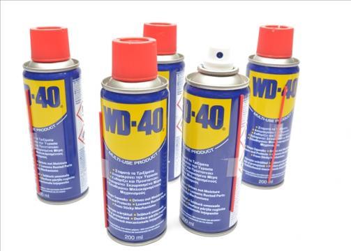 Spray lubrifiant multifunctional WD40 200ML